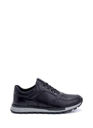Derimod Erkek Ayakkabı(1250) Sneaker Siyah